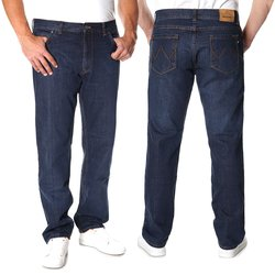 Herren Jeans Hose in Dark Blue 400-134