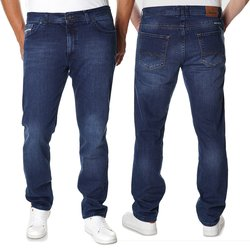 Herren Jeans Hose in Dark Blue 400-204