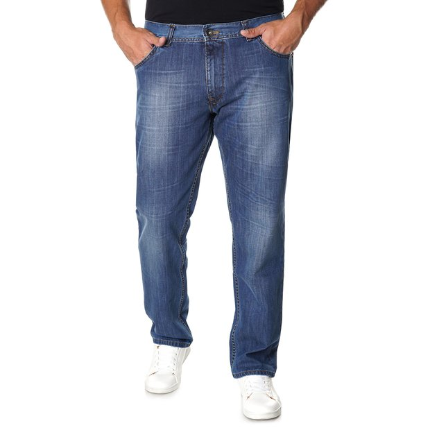 Herren Jeans Hose in Light Blue 400-143 W36 - 104 cm L32