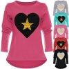 7f6882fc0a Wendepailletten Shirts für Mädchen & Jungen