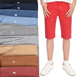 Kinder Jungen Chino Shorts