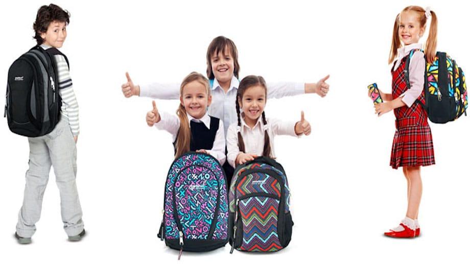 Schulranzen und Taschen